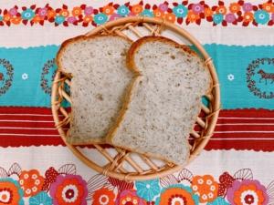 みしまゆかりをパンにしてみた
